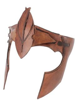 Elven Head Band, Leather