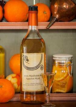 Orange Blossom Mead By Mjoedladen